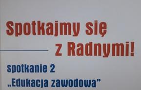 """TNOiK współorganizatorem Toruńskich Spotkań Przedsiębiorców. Spotkanie 2 """" Edukacja zawodowa""""."""